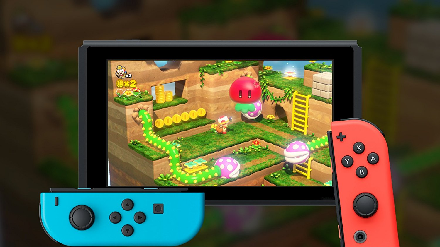 Captain Toad: Treasure Tracker pro Switch