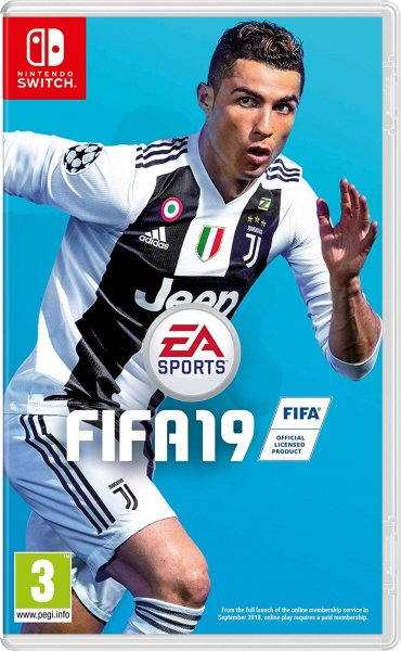 detail FIFA 19 - Switch