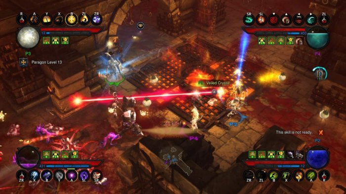 detail Diablo III Eternal Collection - Switch