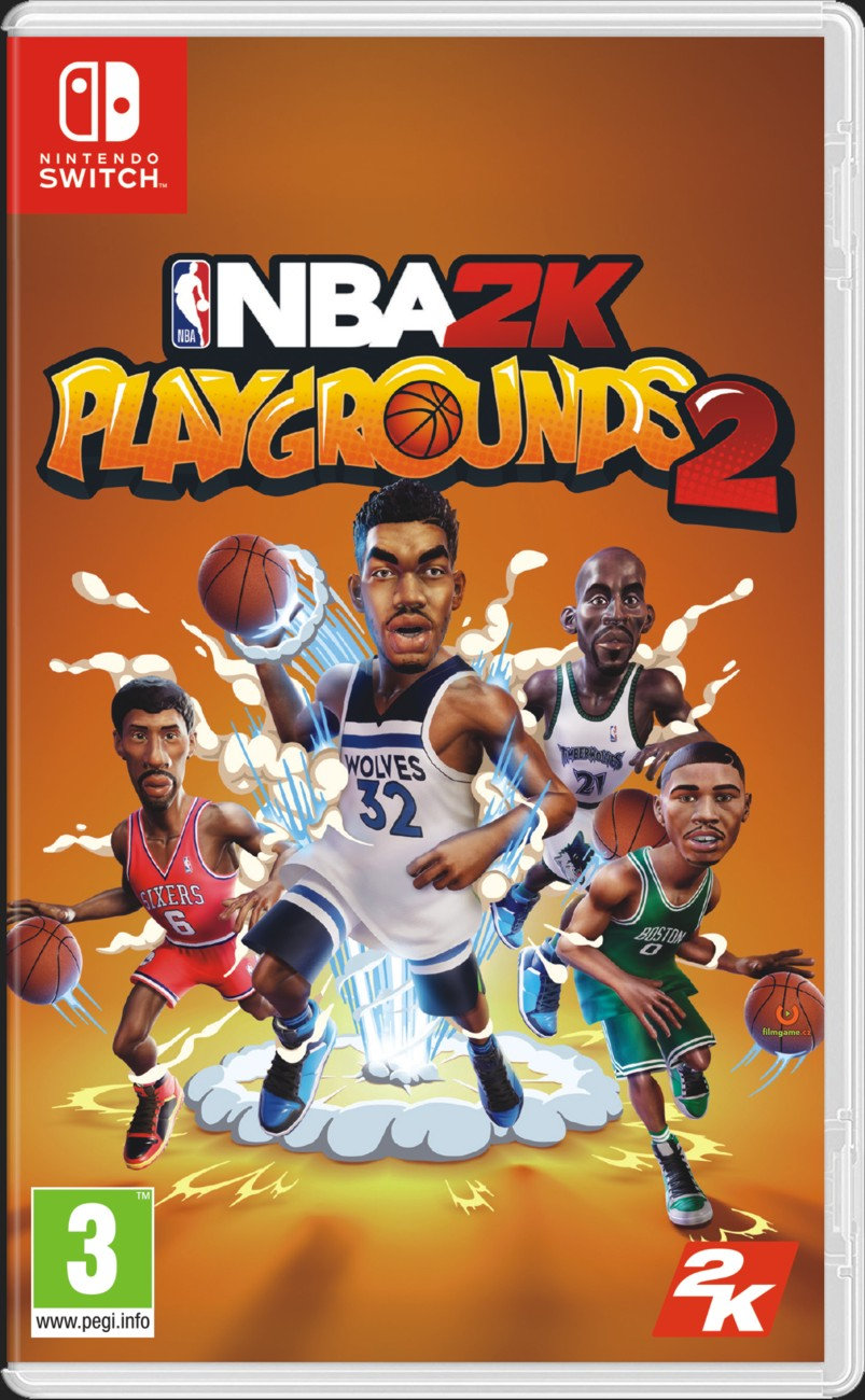 NBA Playgrounds 2 - Switch