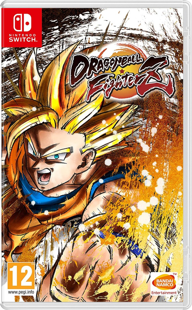 Dragon Ball Fighter Z - Switch