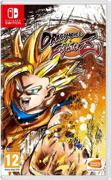 detail Dragon Ball Fighter Z - Switch