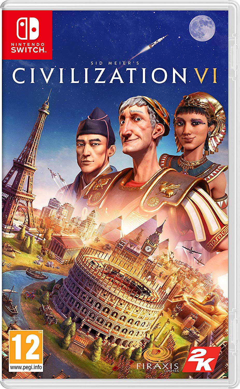 SID MEIER'S CIVILIZATION VI - Switch