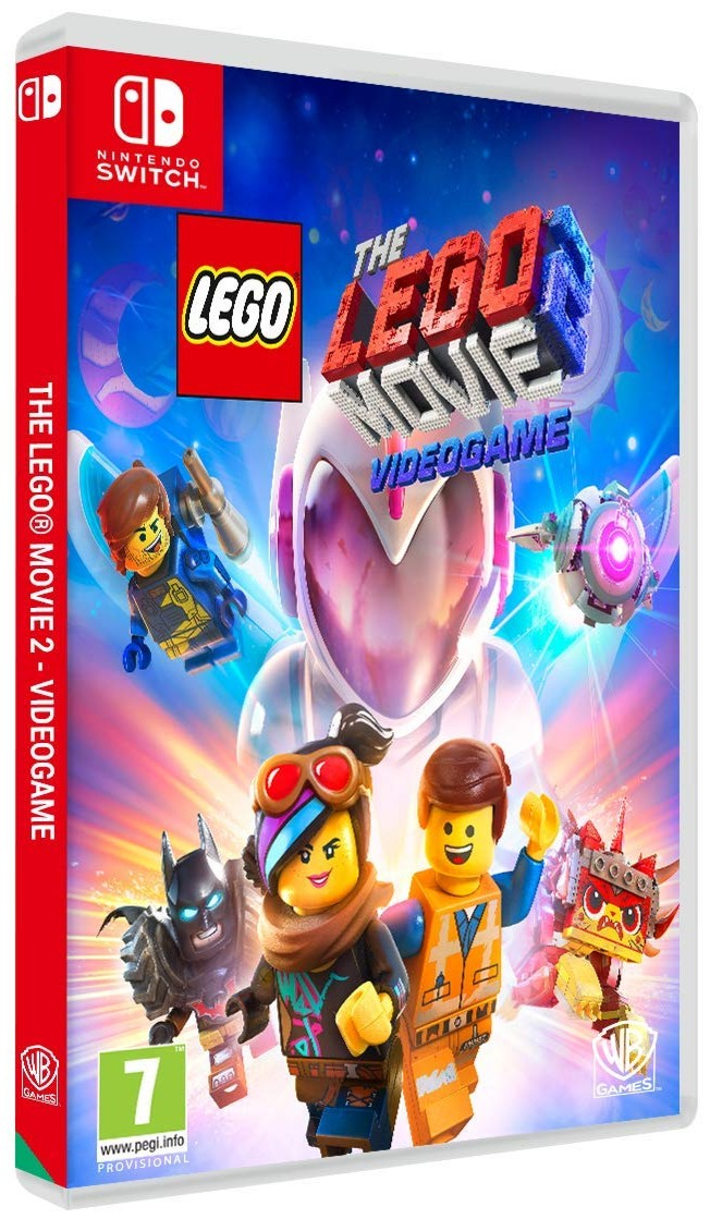 LEGO Movie 2: The Video Game - Switch