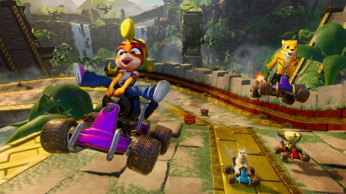 detail Crash Team Racing Nitro-Fueled - Switch