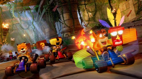 Crash Team Racing Nitro-Fueled pro Switch