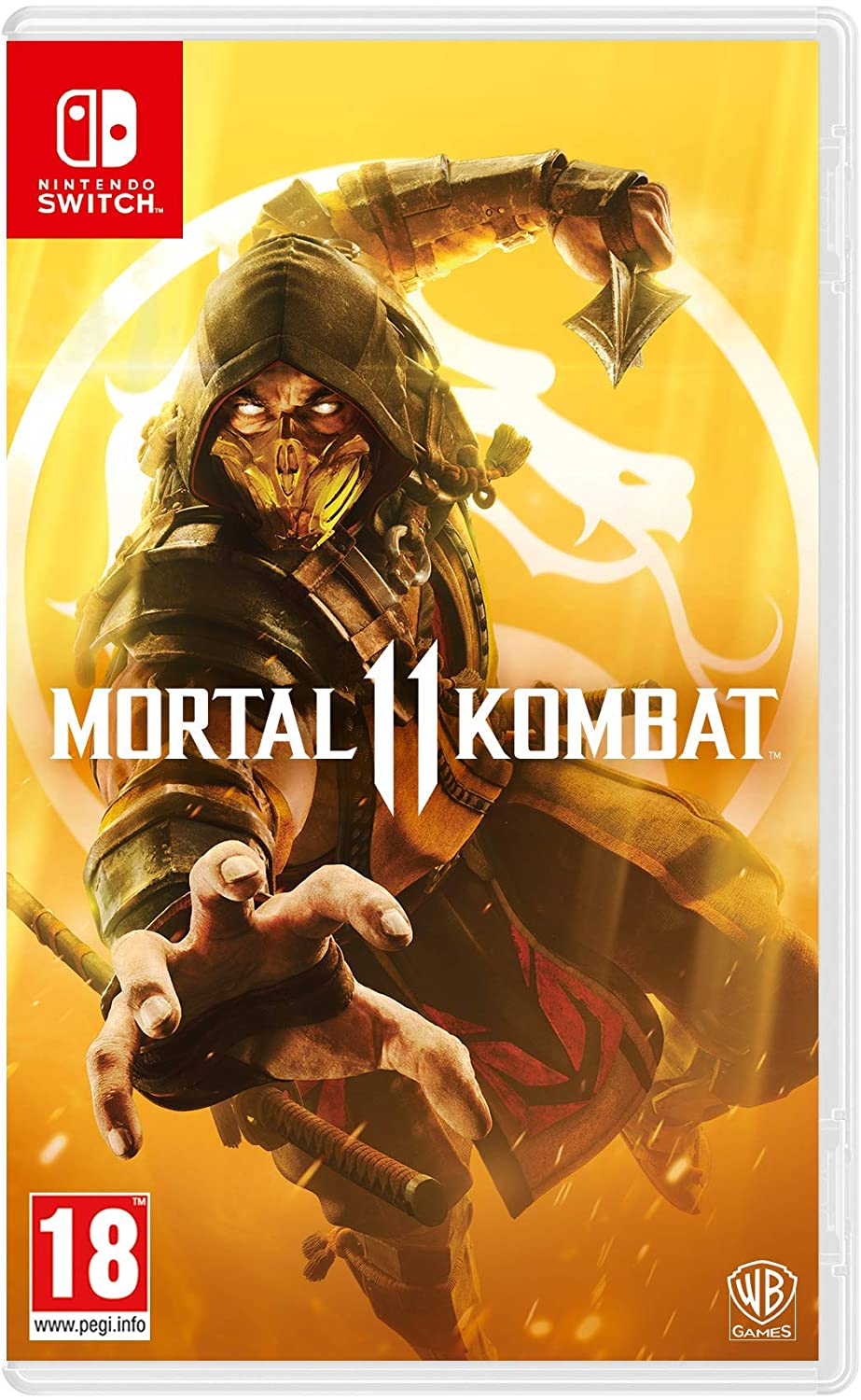 Mortal Kombat 11 - Switch
