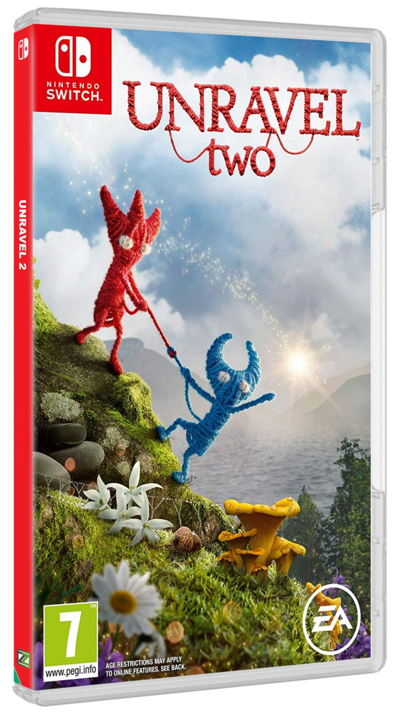 Unravel 2 - Switch