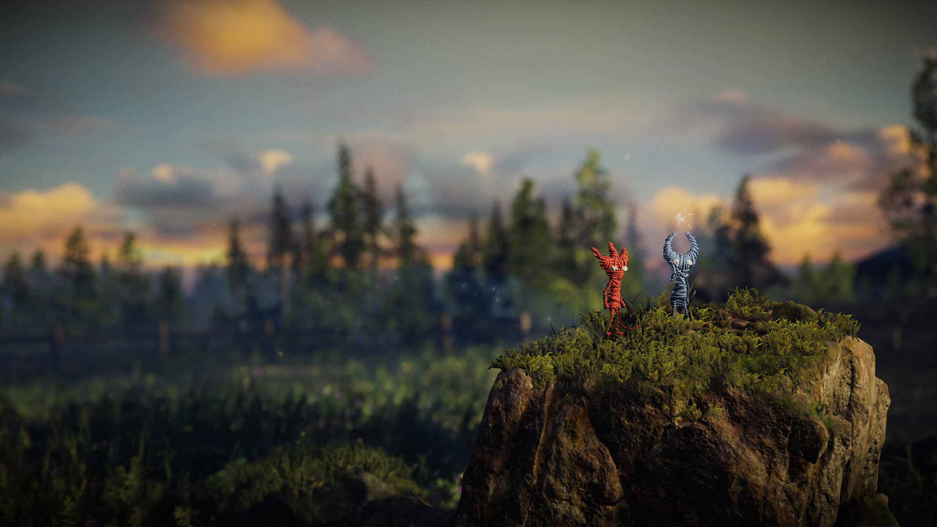 Nintendo Switch - Unravel 2