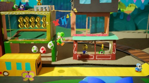 Yoshi's Crafted World pro Switch