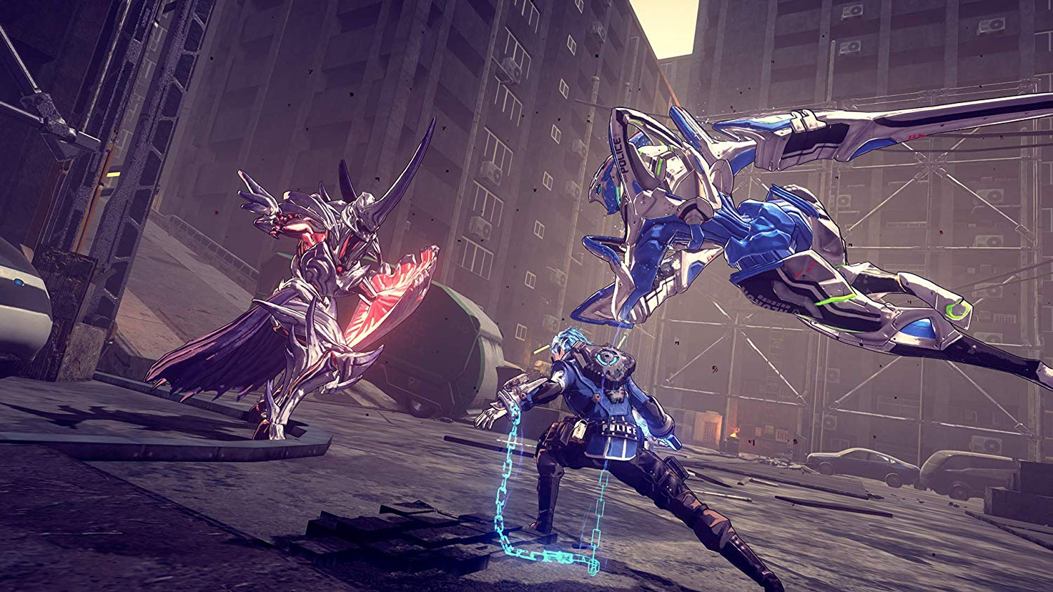 Astral Chain pro Switch