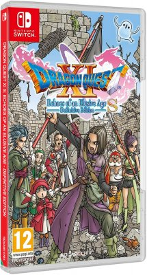 Dragon Quest XI S: Echoes of an Elusive Age - Definitive Edition - Switch