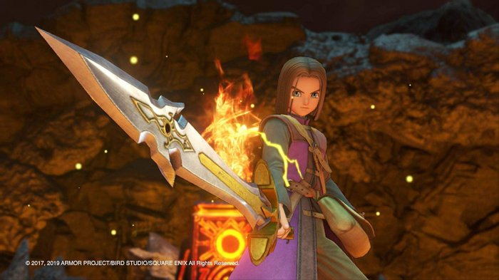 detail Dragon Quest XI S: Echoes of an Elusive Age - Definitive Edition - Switch