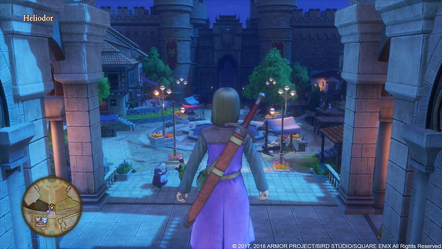 Dragon Quest XI S: Echoes of an Elusive Age - Definitive Edition pro Switch