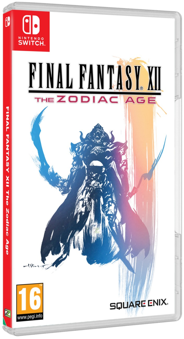 FINAL FANTASY XII The Zodiac Age - Switch