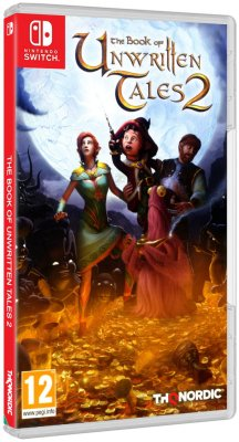 The Book of Unwritten Tales 2 - Switch
