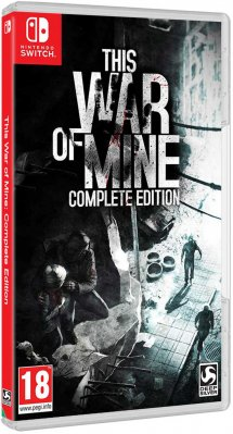 This War of Mine (Complete Edition) - Switch