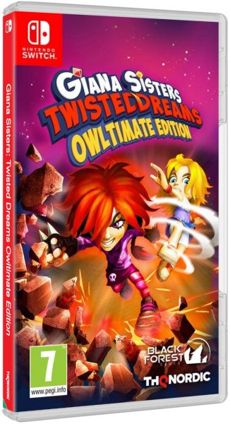 detail Giana Sisters: Twisted Dreams (Owltimate Edition) Switch