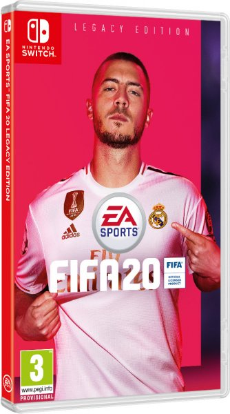 detail FIFA 20 (Legacy Edition) - Switch