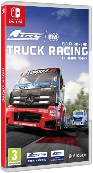 detail FIA European Truck Racing Championship - Switch