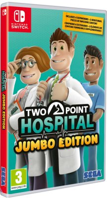 Two Point Hospital: Jumbo Edition - Switch