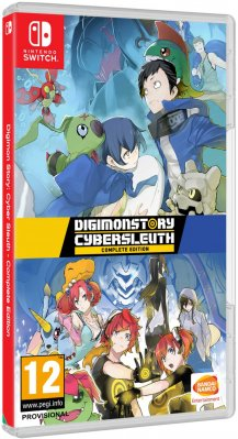 Digimon Story: Cyber Sleuth - Complete Edition - Switch