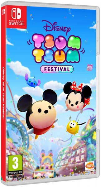 detail Disney Tsum Tsum Festival - Switch