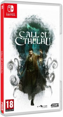 Call Of Cthulhu - Switch