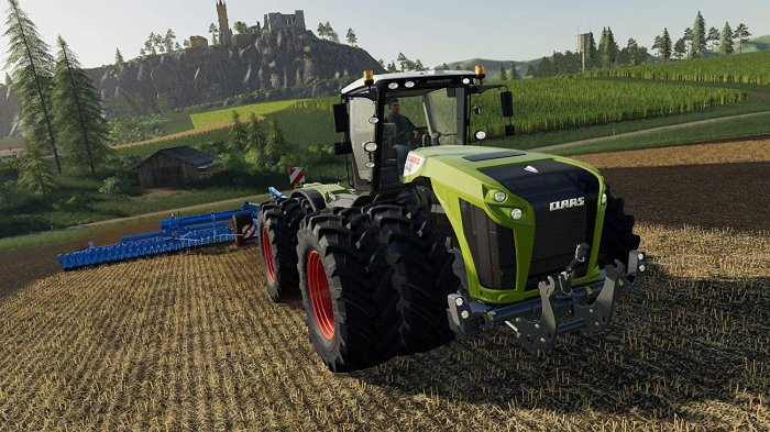detail Farming Simulator 20: Switch Edition