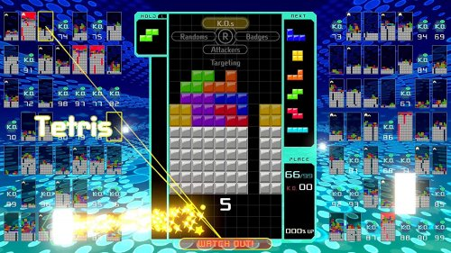 Tetris 99 Switch plus Nintendo Switch Online 12M. | FilmGame