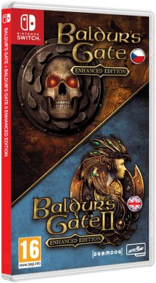Baldur's Gate I & II: Enhanced Edition - Switch