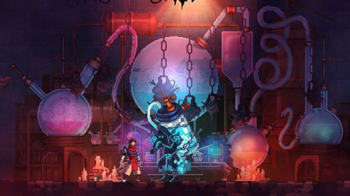 detail Dead Cells - Switch