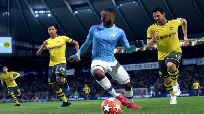 detail FIFA 21 (Legacy Edition) - Switch