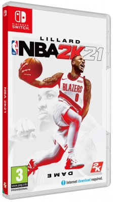 NBA 2K21 - Switch
