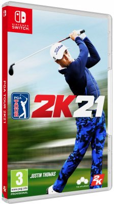 PGA Tour 2K21 - Switch