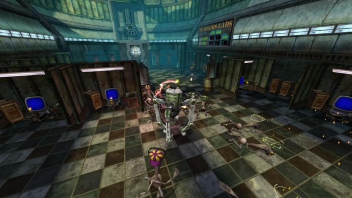detail Oddworld: Munch's Oddysee - Switch