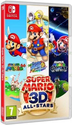 Super Mario 3D All Stars - Switch