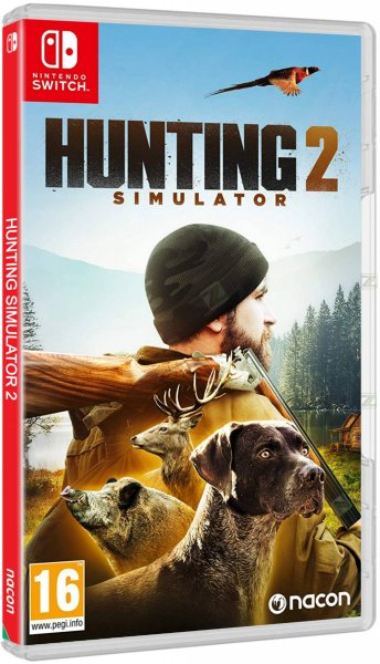 detail Hunting Simulator 2 - Switch