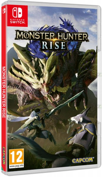 detail Monster Hunter Rise - Switch