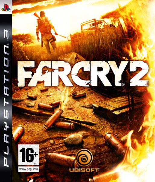 detail Far Cry 2 - PS3