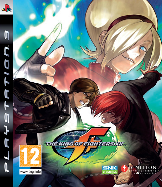 THE KING OF THE FIGHTERS XII - PS3