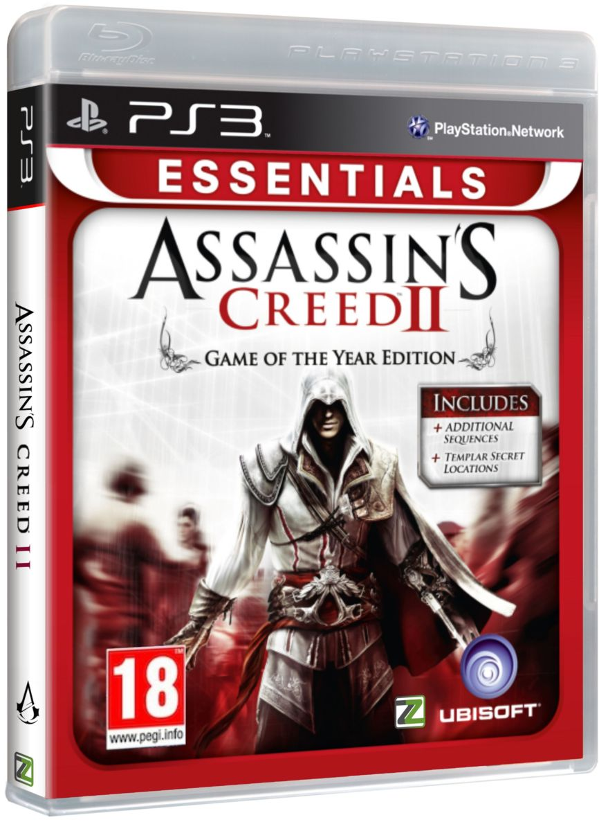 ASSASSINS CREED 2 GOTY Edition - PS3
