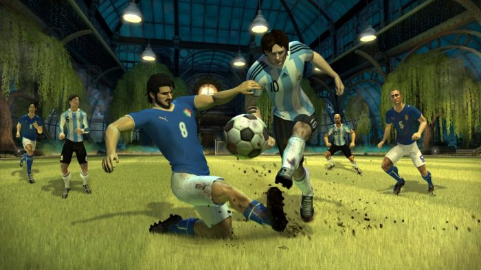 detail Pure Football - PS3