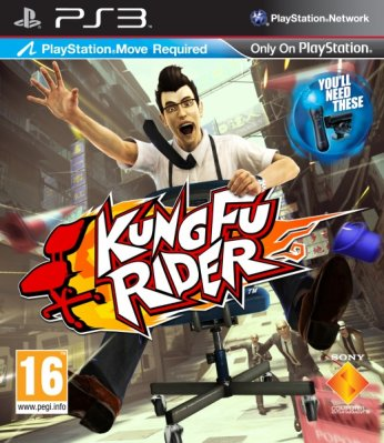 Kung Fu Rider - PS3 Move