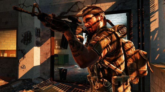 detail CALL OF DUTY: BLACK OPS - PS3