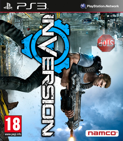 detail Inversion - PS3