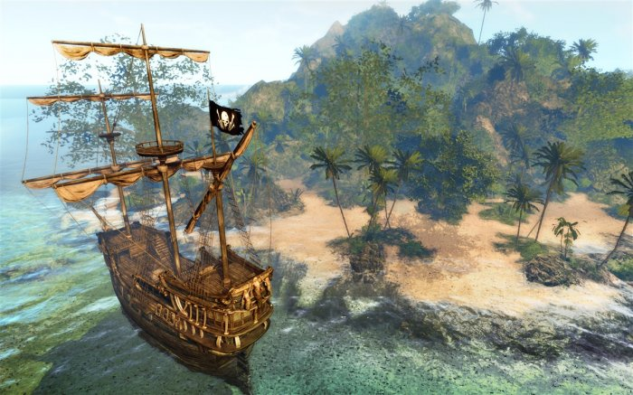 detail Risen 2: Dark Waters - PS3