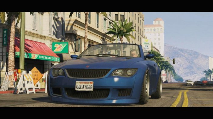 detail GRAND THEFT AUTO V (GTA 5) - PS3