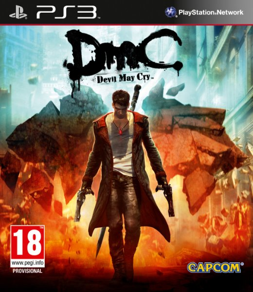 detail DmC Devil May Cry - PS3