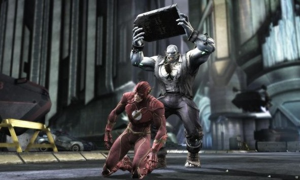 detail Injustice: Gods Among Us - PS3